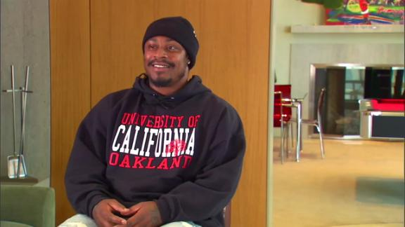How the streets of Oakland influenced Marshawn
