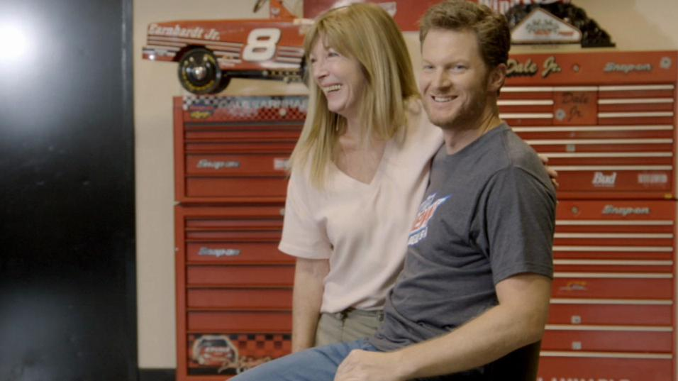 SC Featured: Dear Mom Dale Earnhardt Jr.