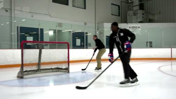 Subban takes on Schaap at his hometown rink