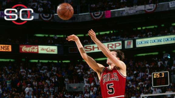 Flashback: Paxson helps Bulls secure first 3-peat