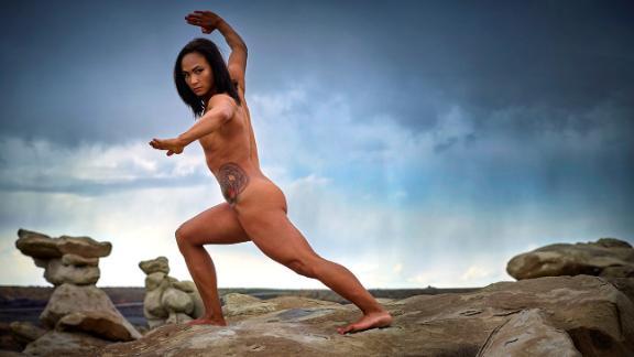 Maya divine nude