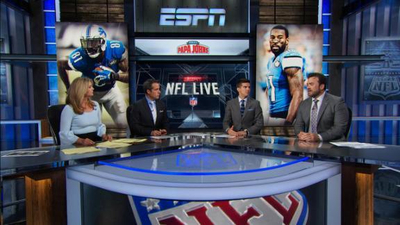 Johnson's comments about retiring confusing - ESPN Video - ESPN