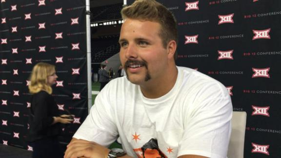 Oklahoma State punter goes above and beyond for Heisman vote
