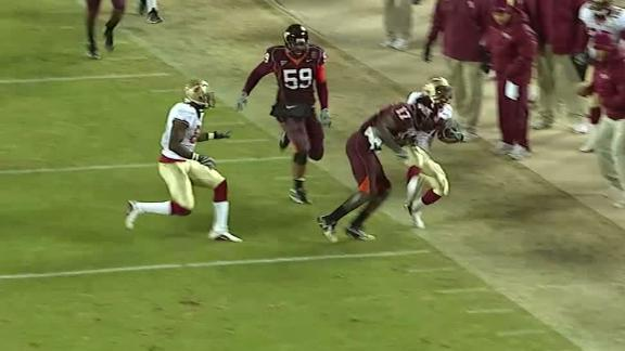 Chancellor inspired by Sean Taylor to hit hard