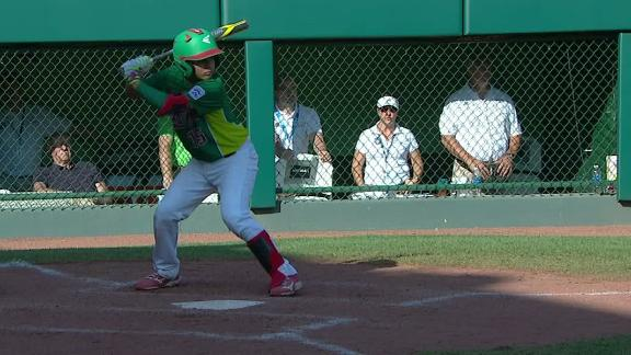 Mexico gets two vital insurance homers