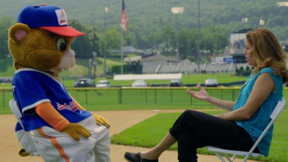 Foudy's Finds: Uncovering what type of animal LLWS mascot is