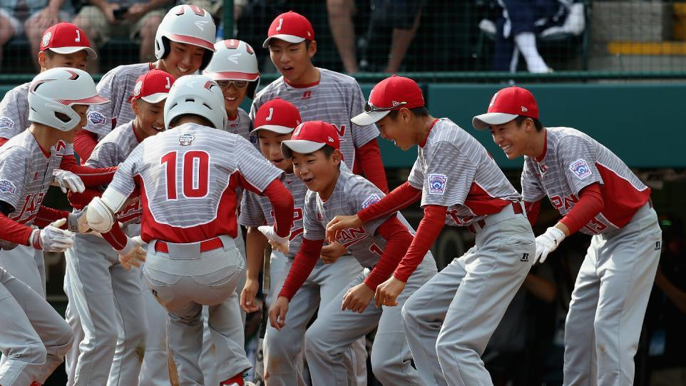 Japan tops Texas to win LLWS championship
