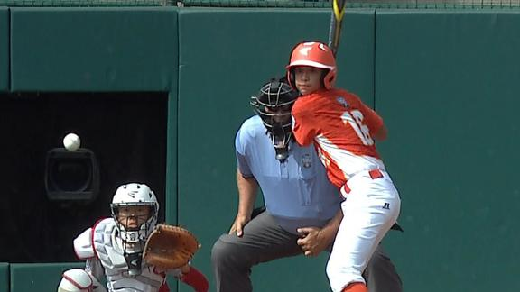 Another HR gives Texas early 2-0 lead in LLWS final