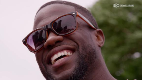 SC Featured: Kevin Hart inspiring through laughter