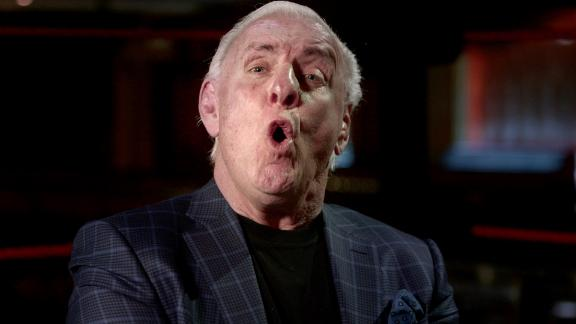 How did Flair come up with 'Woo?'