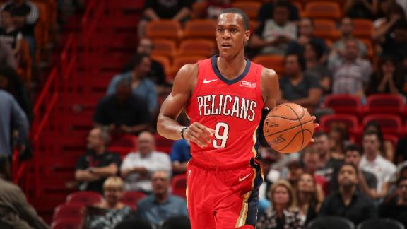 0a10a526a Rajon Rondo becomes 7th NBA player with 25 assists in a game ...