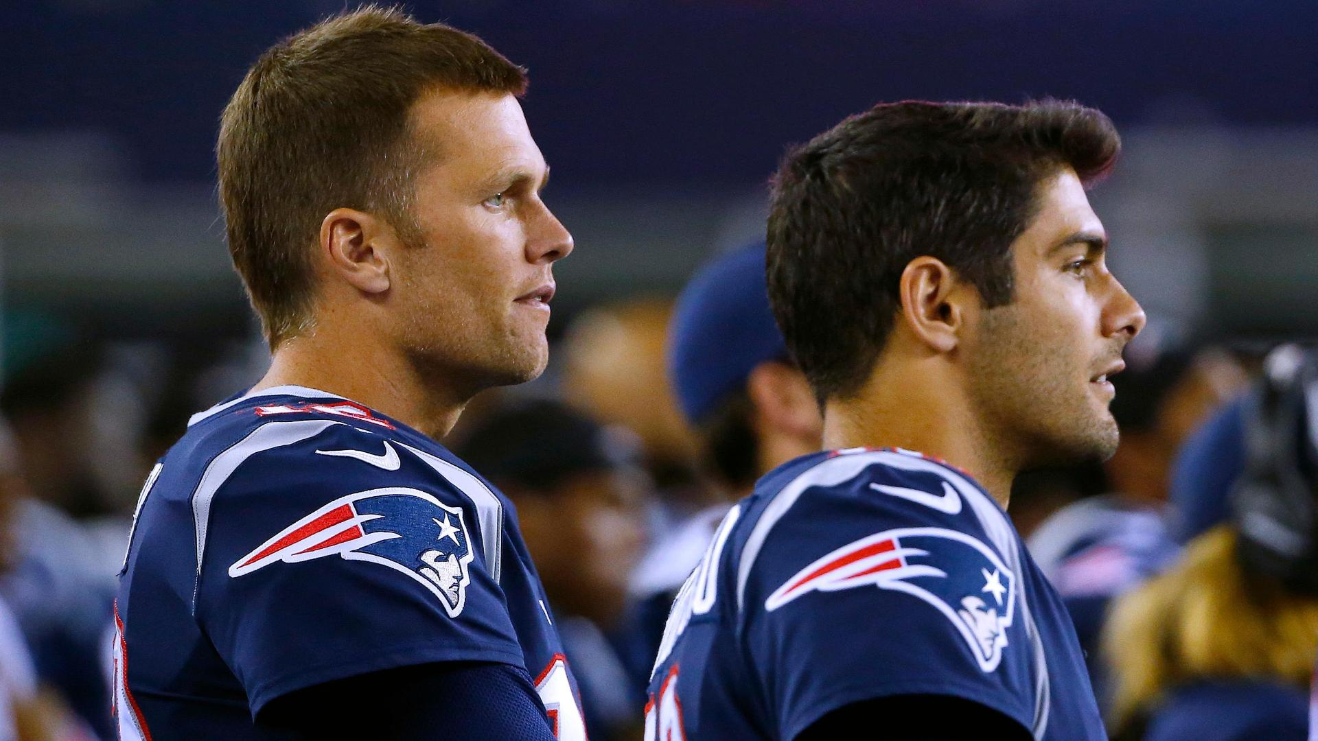 FULL VIDEO: ABC7's Mike Shumann sits down with Tom Brady Sr