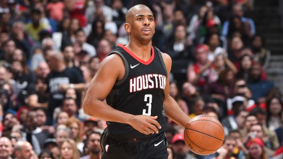 Clippers fans welcome Chris Paul back with mix of boos 2502280b8