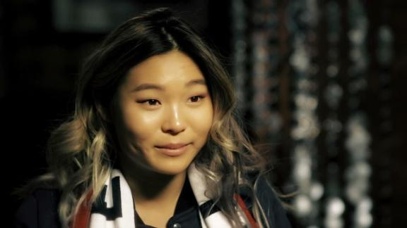 Chloe Kim's rise from X Games to Winter Games