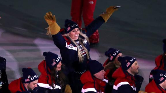 Lindsey Vonn: I've tried to be more than just a skier