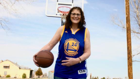 How NBA's first female pick led the way for the WNBA