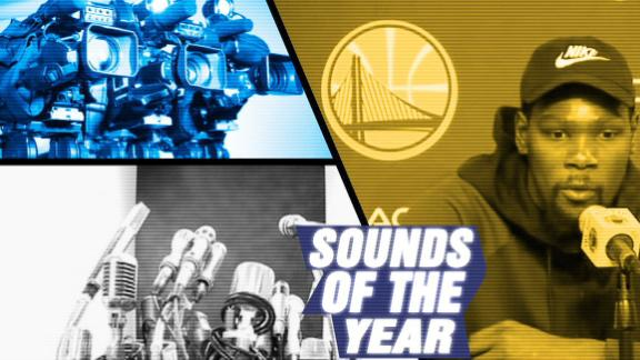 Sounds of the NBA season