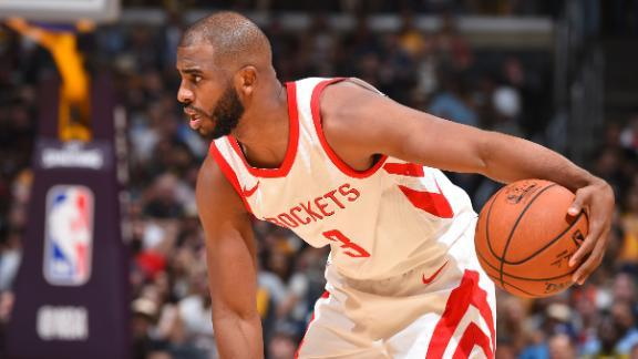 f22a215f644 CP3 leads Rockets past Lakers 105-99 for 31st win in 34