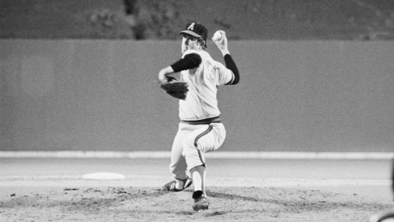 On this date: Nolan Ryan tosses first no-hitter