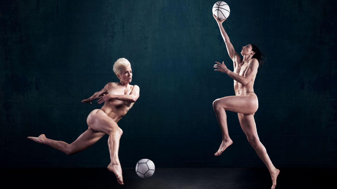 Megan Rapinoe, Sue Bird first gay couple in Body Issue