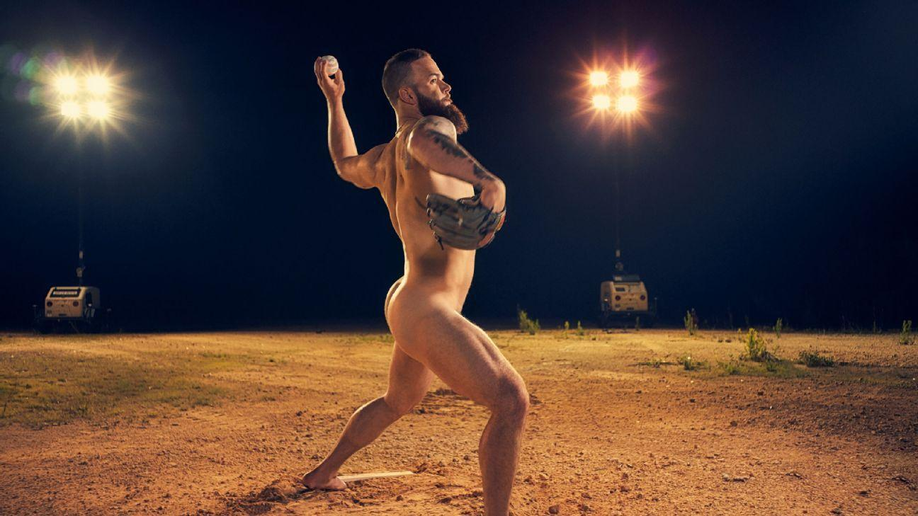 Keuchel goes out of comfort zone with Body Issue shoot