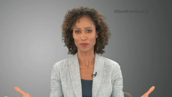 Sage Steele remembers Stuart Scott's strength