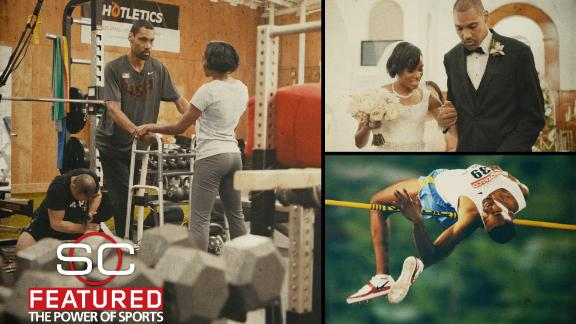 SC Featured: A paralyzed Olympian's journey to walk again
