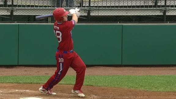 Watson's 2-run double helps propel Iowa to Williamsport
