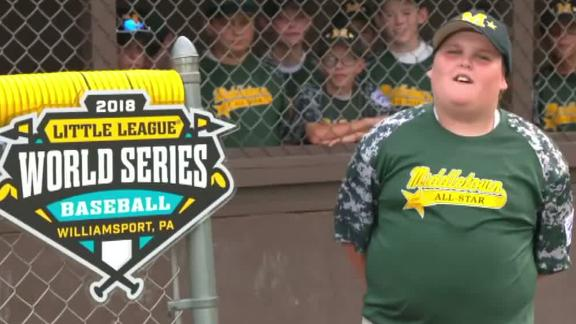 Best of LLWS introductions from U.S. regionals