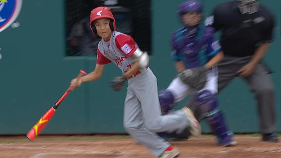 Japan takes lead on error in LF