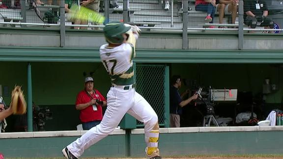 South Korea pads LLWS lead with 2-run HR