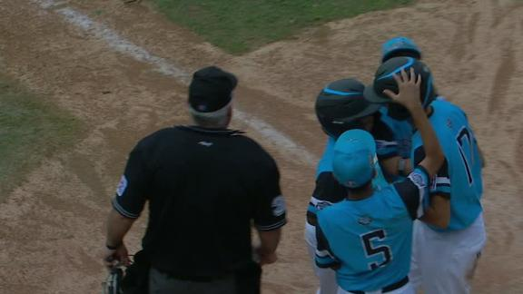 Big 2-run HR helps Puerto Rico eliminate Canada at LLWS
