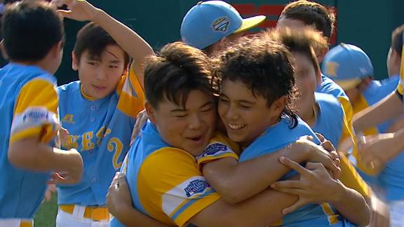 Hawai'i wins 2018 Little League World Series