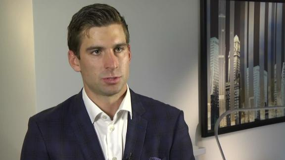 Tavares shares expectations for Leafs in 2018-19