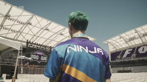 Ninja: The man behind a Fortnite craze