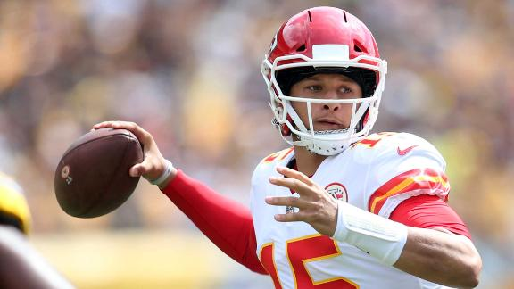 The making of Patrick Mahomes