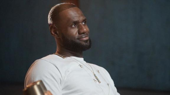 LeBron recounts road to greatness in 'More Than An Athlete'