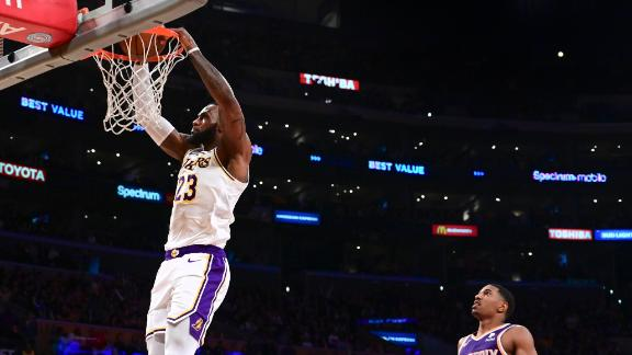 2ecd5d5f713 Kuzma leads Lakers  120-96 rout of Suns for 3rd straight win