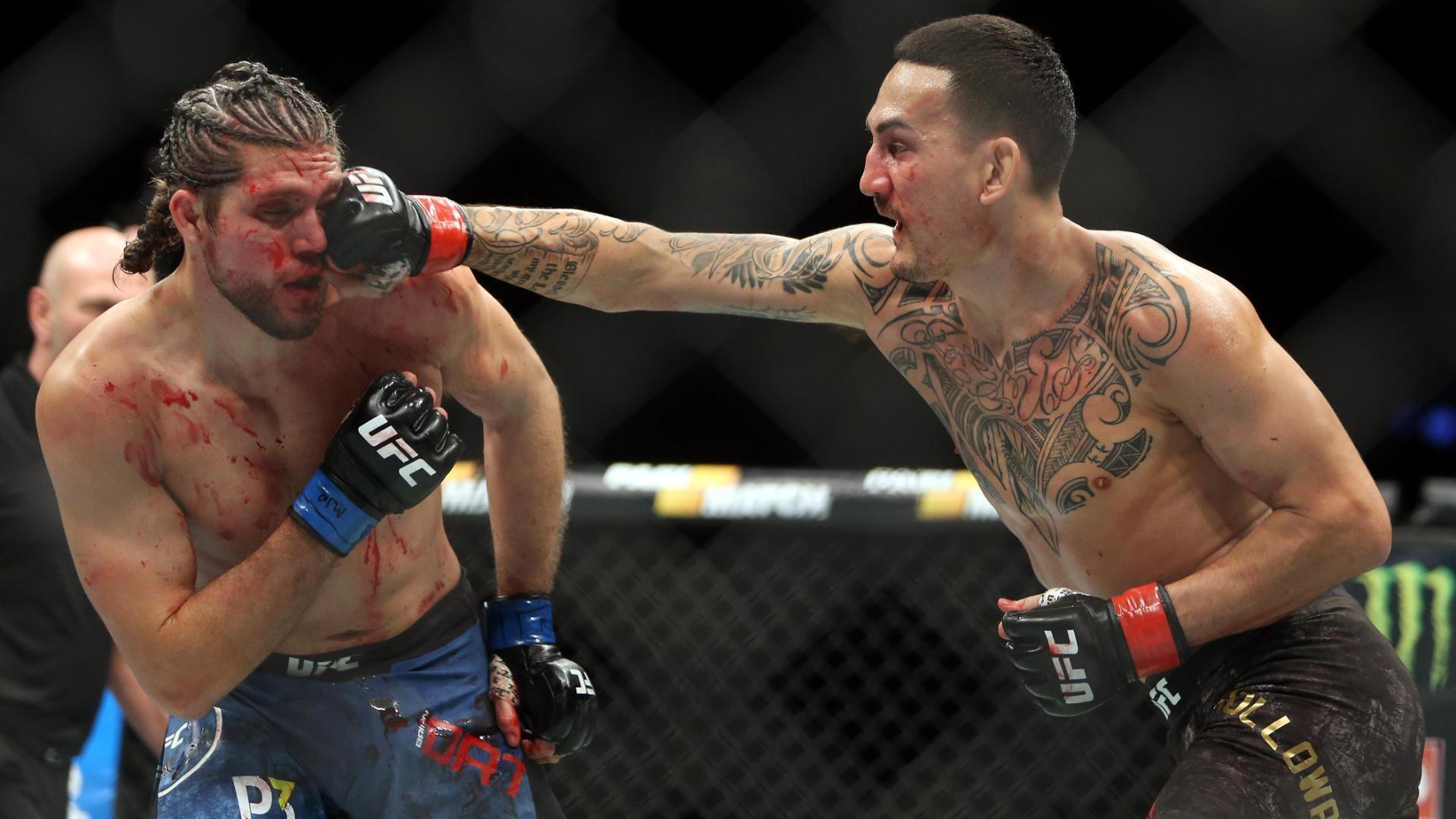 Max Holloway retains UFC title, 'intrigued' by Khabib superfight