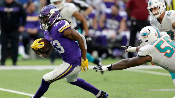 Vikings score 41 points in first game with new OC Kevin Stefanski