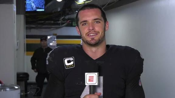 window world denver carr raider nation is the most loyal fans in world watch derek carr stats news videos highlights pictures bio oakland