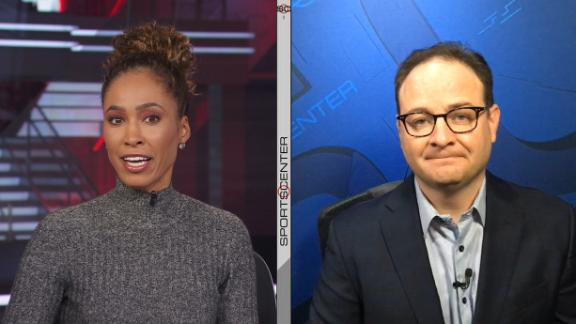 Woj breaks down Melo's trade to the Bulls