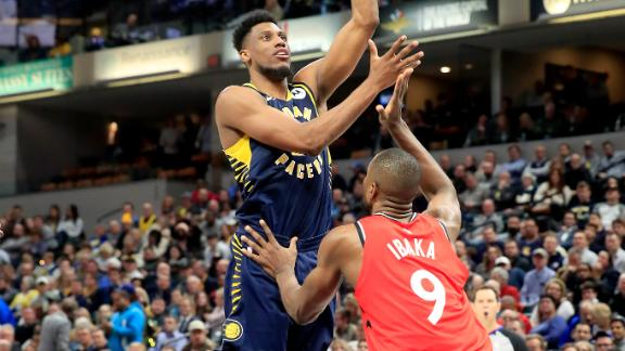 Young takes duel with Ibaka in Pacers' late win