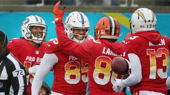 AFC defense fuels Pro Bowl win over NFC