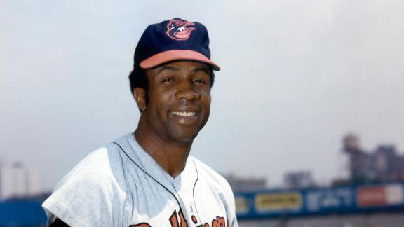 Remembering Orioles legend Frank Robinson