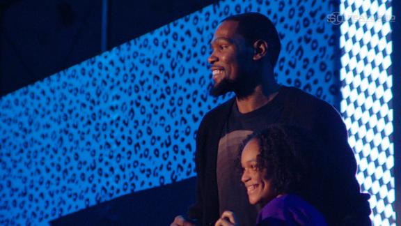 SC Featured: Durant making a difference for kids from hometown