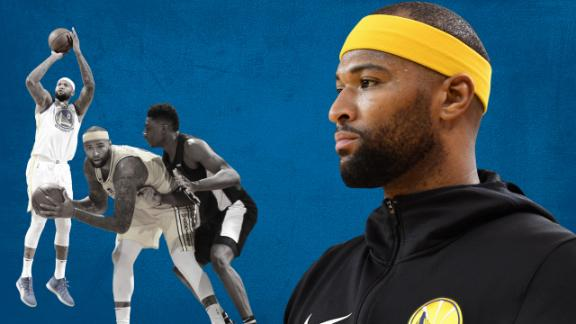 Three things DeMarcus Cousins adds to the Warriors