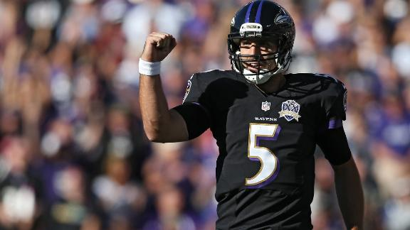 Schefter: Broncos in win-now mode with Flacco trade