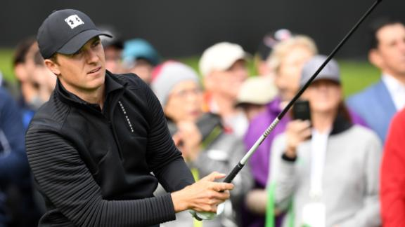 Spieth has strong start at Genesis Open