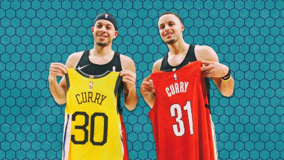 The Curry brothers' Charlotte connection